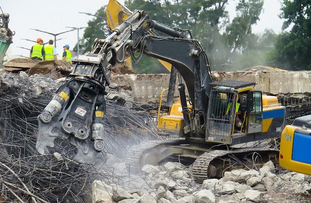 rifiuti edili smaltimento