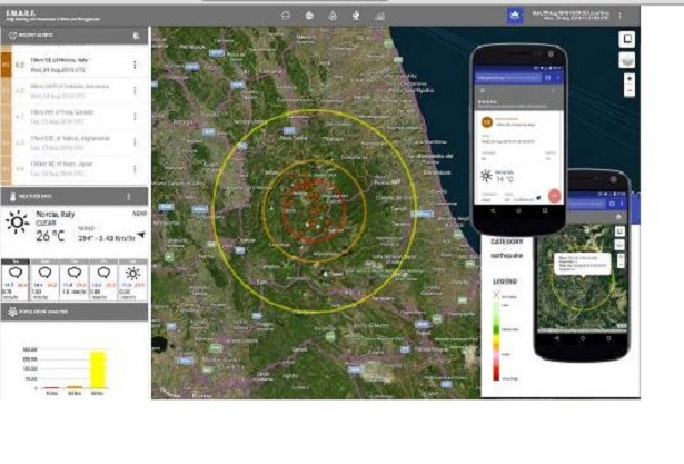 terremoti strumenti early warning cnr