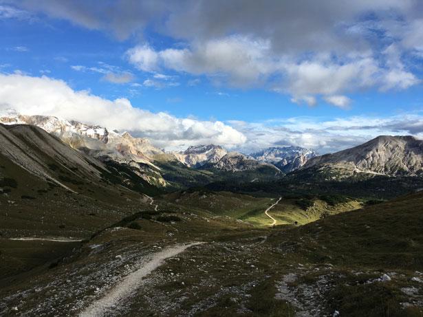 Trekking parco naturale Fanes Senes Braies