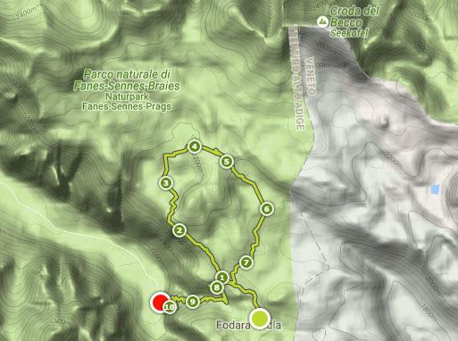 Trekking Senes