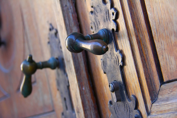 Restaurare una porta