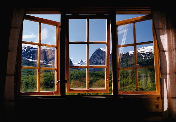 Etichetta energetica finestre idee green - Chiudere una finestra di casa ...
