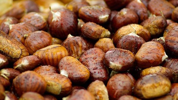 conservazione castagne fresche