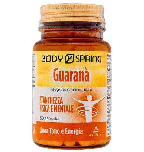 guarana in capsule