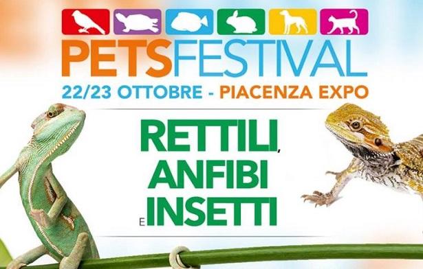 Pets Festival a Piacenza Expo