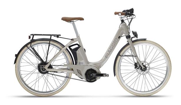 Wi-Bike comfort
