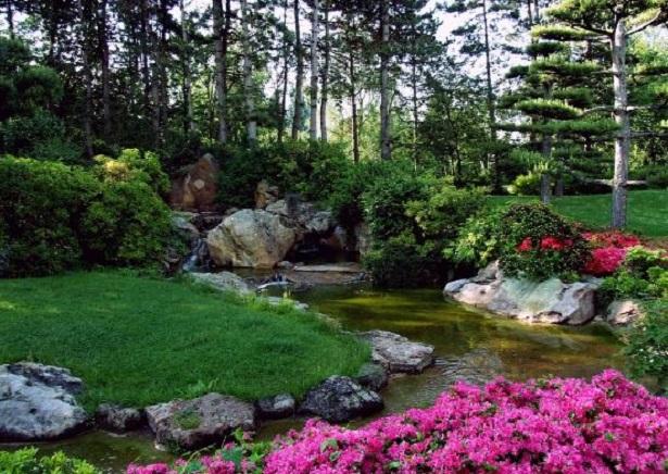 giardino giapponese idee green