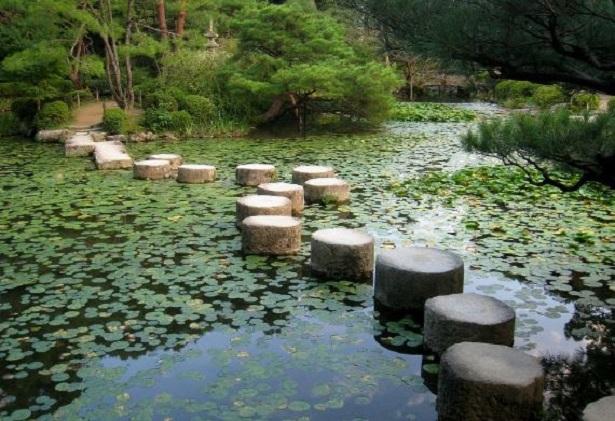 Giardino Zen Berlino : Giardino giapponese idee green