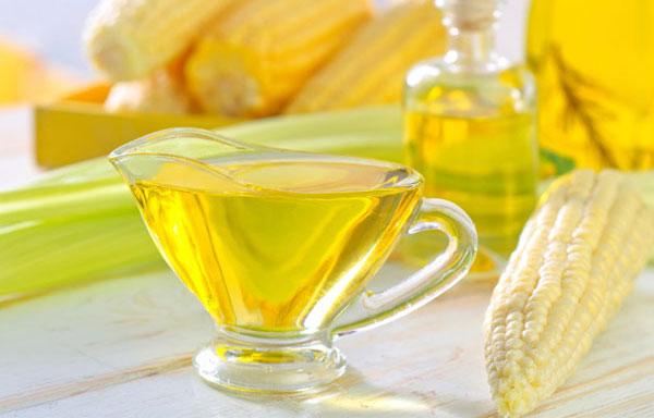 olio di mais proprietà