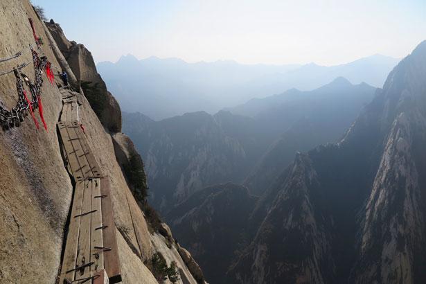 Sentiero più pericoloso del mondo