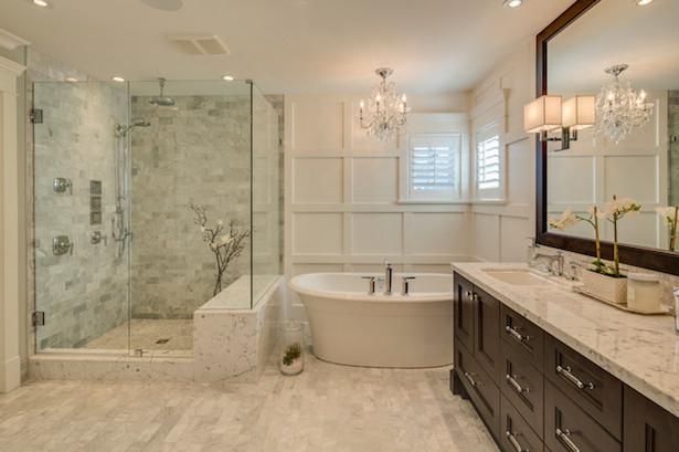 Riscaldamento a pavimento nel bagno risparmio24 - Pavimento bagno consigli ...