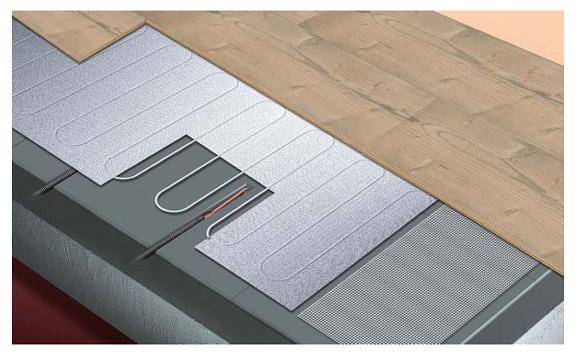 Riscaldamento elettrico a pavimento - Idee Green