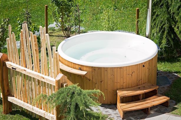 Vasche idromassaggio da esterno  Risparmio24.it
