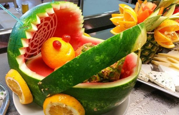 Ben noto Composizioni di frutta - Idee Green YJ49