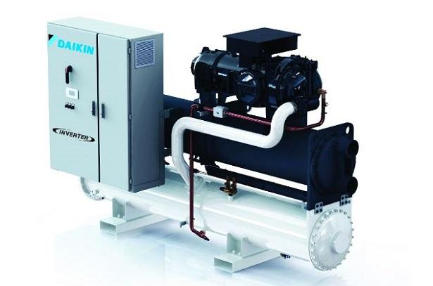 Nuovo refrigeratore EWWD-VZ