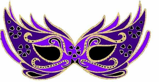Maschere Carnevale fai da te