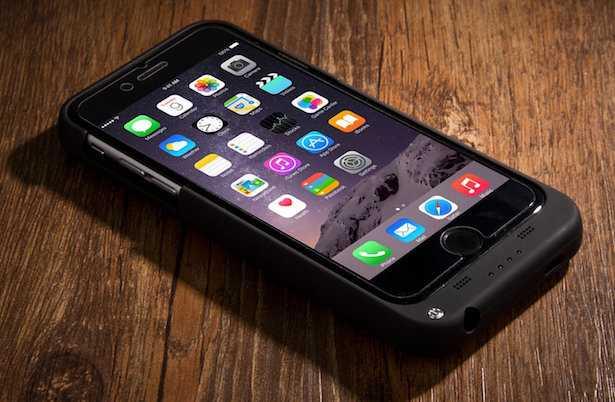 aumentare batteria iphone