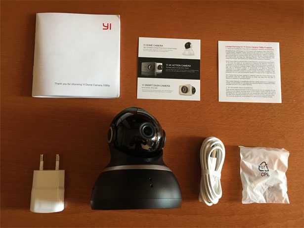 kit telecamera di sorveglianza wifi