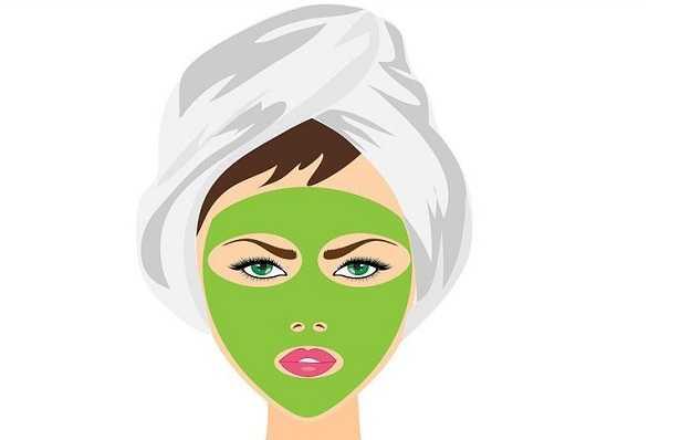 maschera curcuma per acne