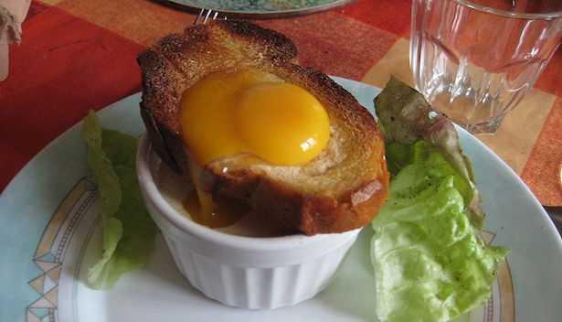 uova alla coque ricetta