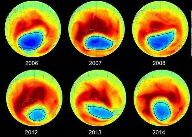 buco dello ozono