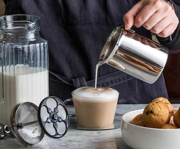 latte schiumato fai da te