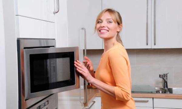 Come cucinare nel microonde