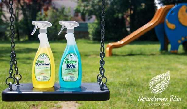 Prodotti ecologici per la pulizia della casa
