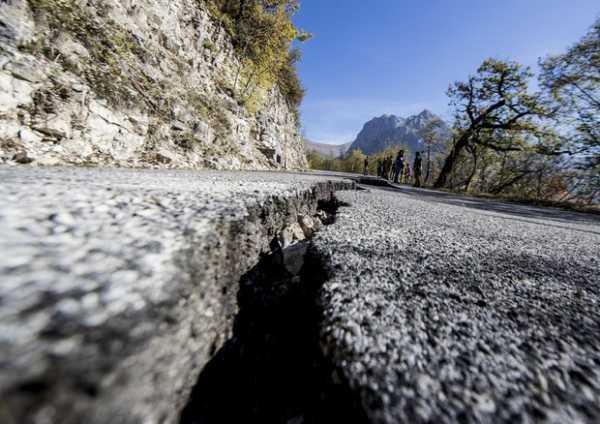 Zone sismiche in Italia