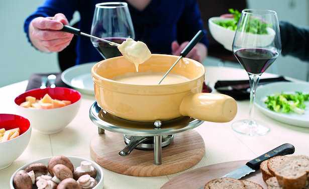 come fare fonduta di formaggio