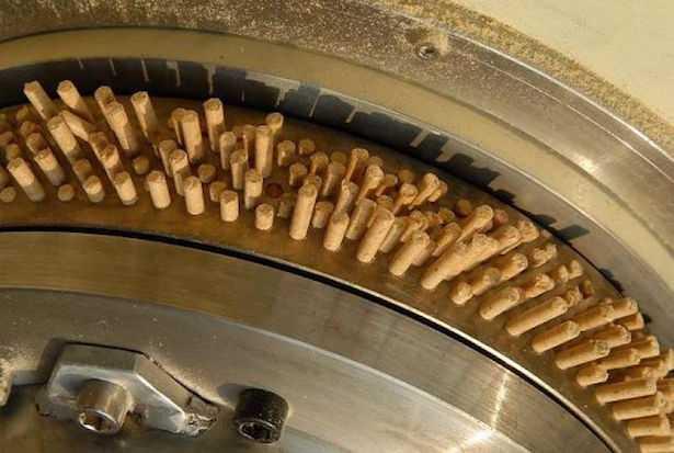 come si produce pellet