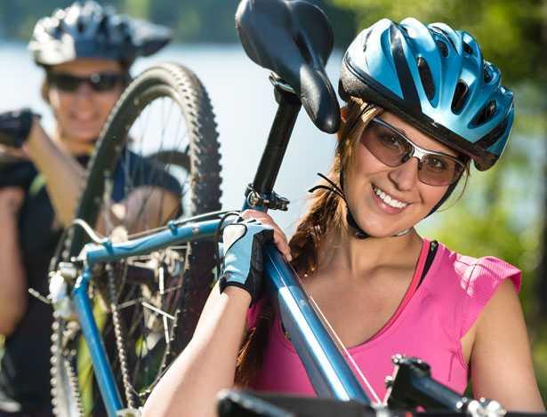 occhiali sportivi bici ciclismo modello per poca luce