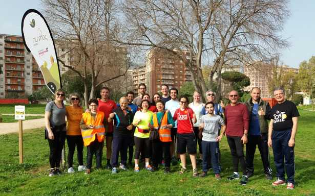 parkrun parco uditore Palermo