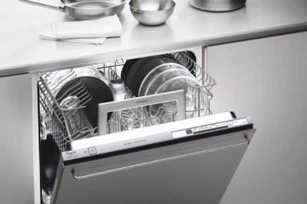 Etichetta energetica lavastoviglie