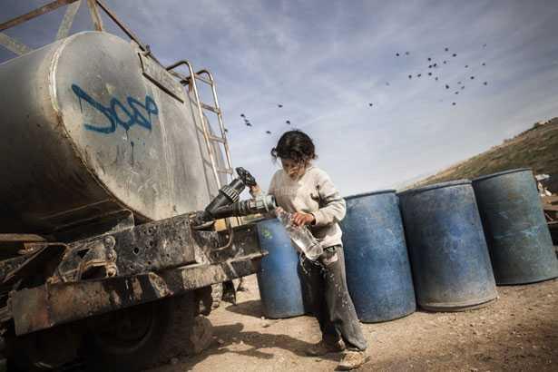 Guerre per acqua water wars