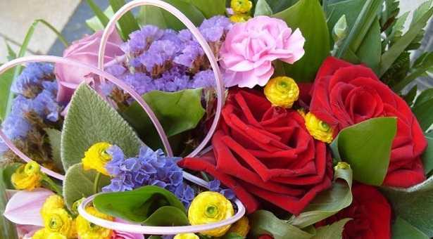spesso Mazzo di fiori: come sceglierlo - Idee Green MY05