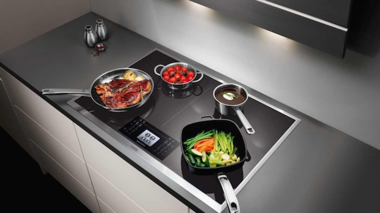Cucina Ad Induzione Funzionamento.Cottura A Induzione Come Funziona Idee Green