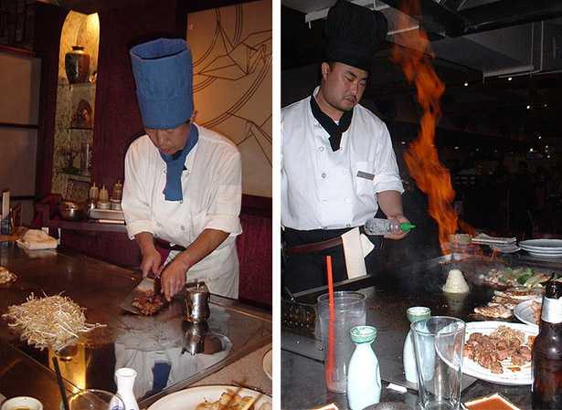 teppanyaki cos è