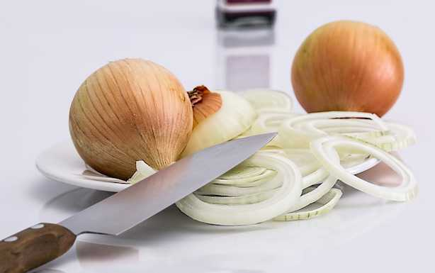 vellutata di cipolle ricetta