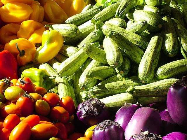 Cosa coltivare a luglio idee green for Cosa piantare nell orto adesso