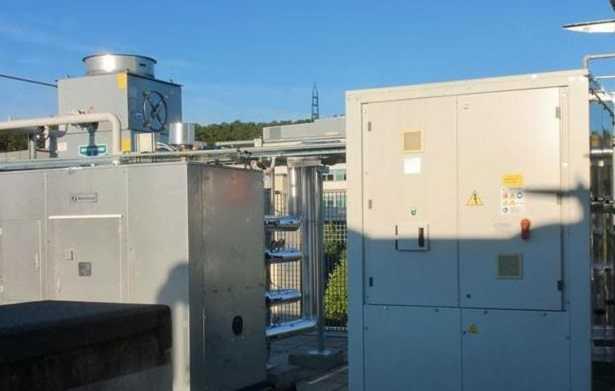 Pompe di calore acqua acqua per un riscaldamento sostenibile