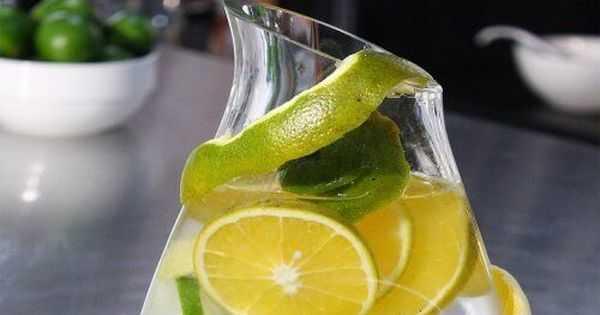 Bevande naturali fai da te
