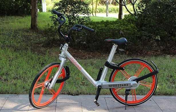 Bike sharing a flusso libero