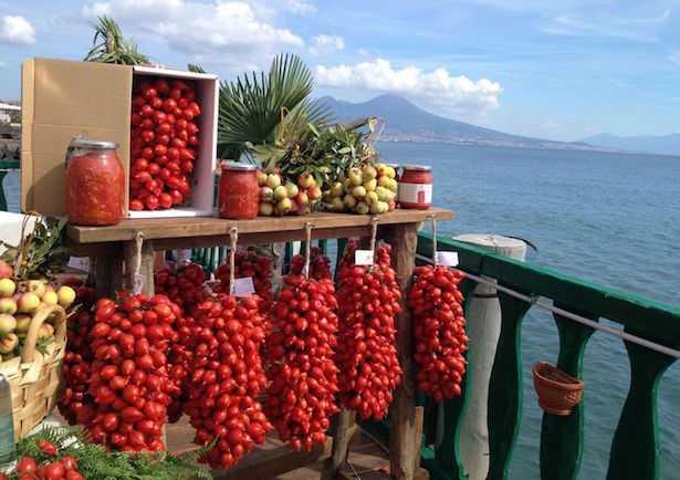 verdure tipiche regionali