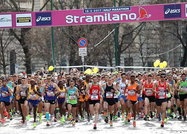 calendario corse podistiche maratone mezze maratone