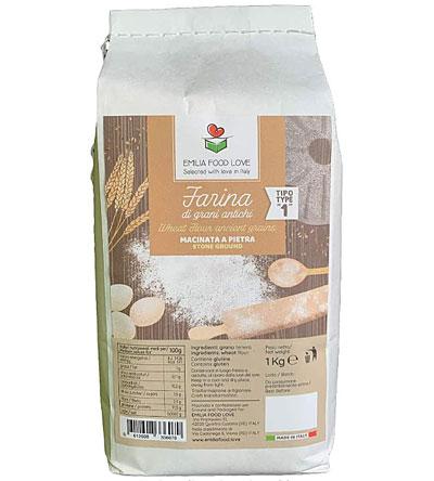 farina di grano antico