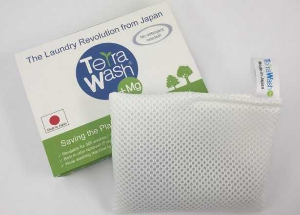Lavare senza detersivo
