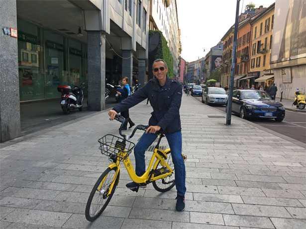 bike sharing ofo test
