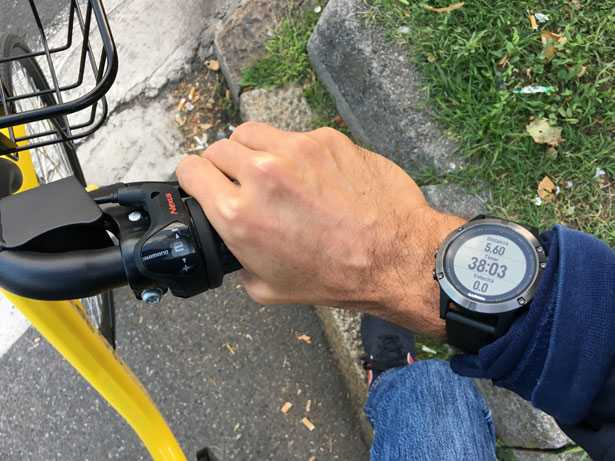 cambio ofo bike sharing