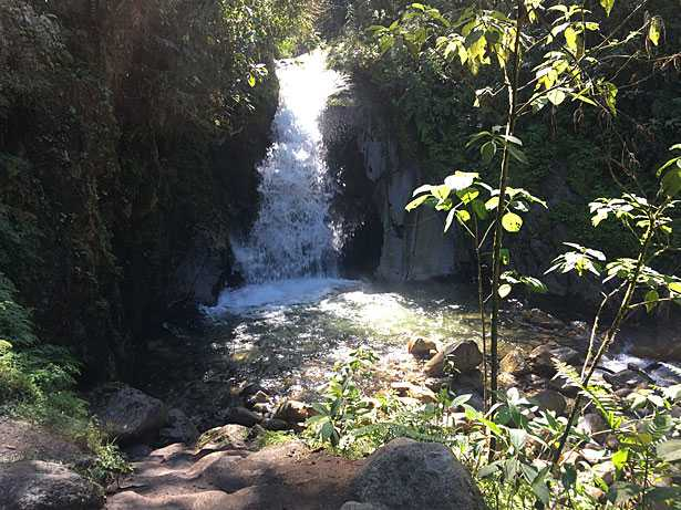 Cascata di Mandor